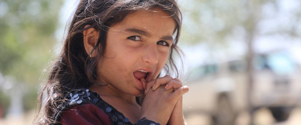 Current situation of children in Afghanistan