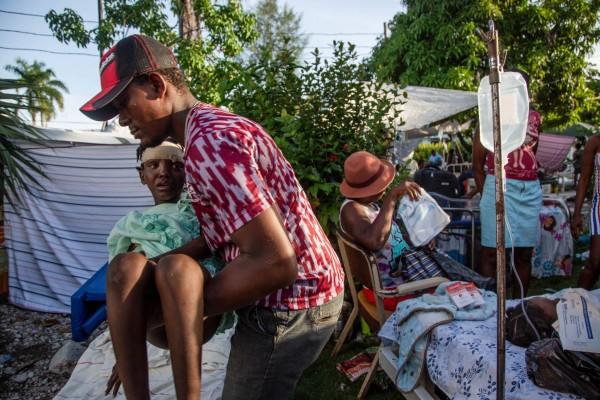 Plus d'un demi-million d'enfants touchés par le séisme en Haïti
