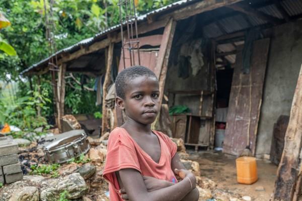 Haïti – 1 mois après le séisme