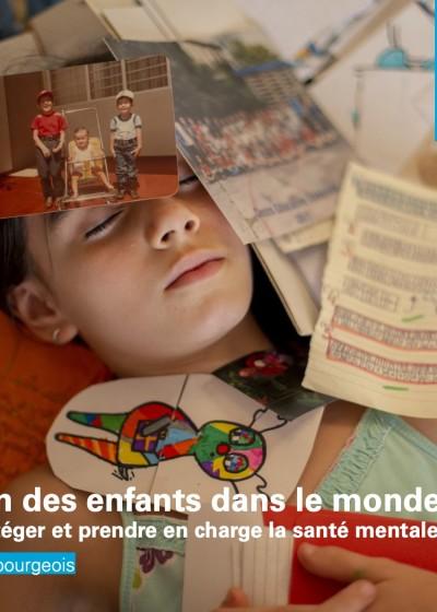La situation des enfants dans le monde 2021 : Santé mentale – complément luxembourgeois